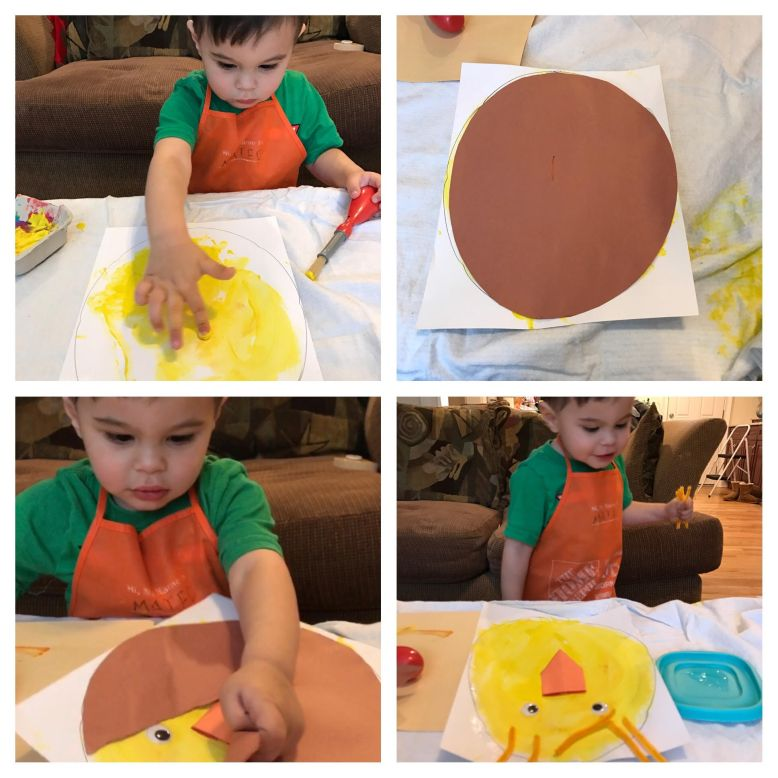 mateo egg collage